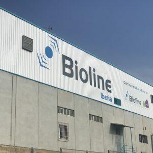 Bioline Iberia biofactory celebrates first anniversary