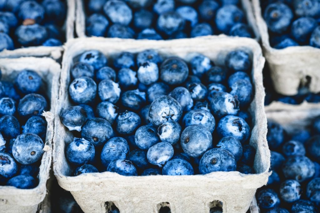 China gives green light to US blueberry imports
