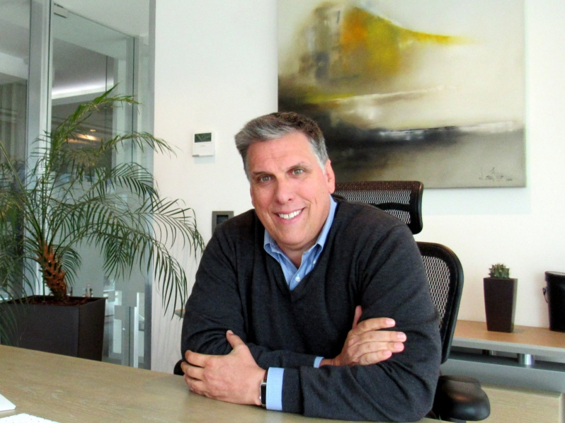 LCL continues expansion in Netherlands market, CEO Andres Nunez Sorensen, Broom Group /// © MundoMaritimo