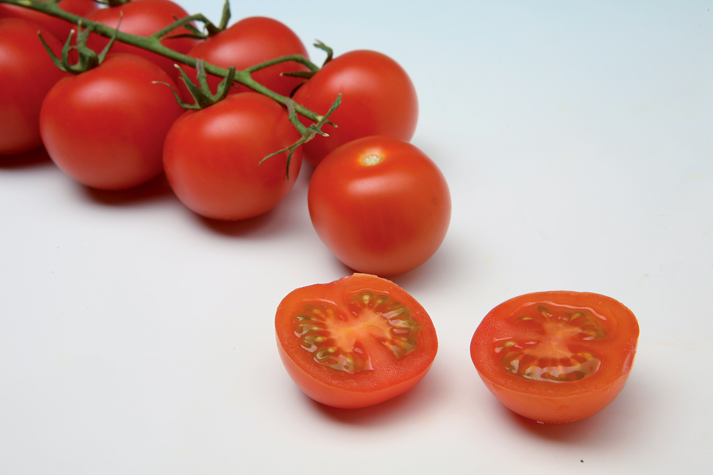 Clause's Genio, Creativo, Dolcetini cherry tomatoes meet the challenges facing food retailing