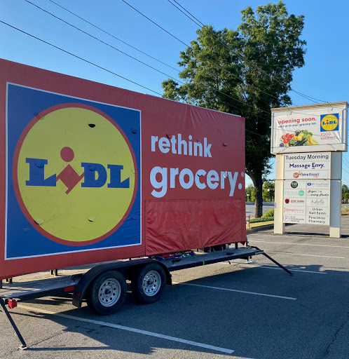 Lidl aims to conquer US