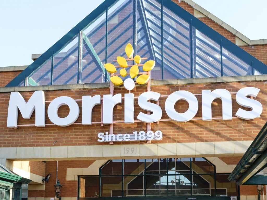Morrisons offers discount for food suppliers © dailystar.co.uk