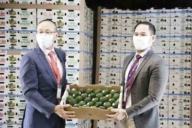 Filipino produce continues to enter new markets