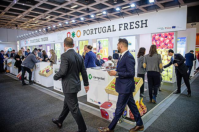 Portugal's fresh produce exports up 10% in first quarter
