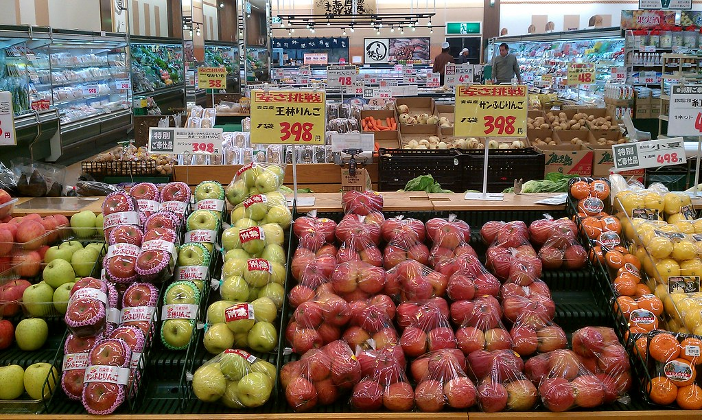 Japan's fruit imports grow despite higher prices