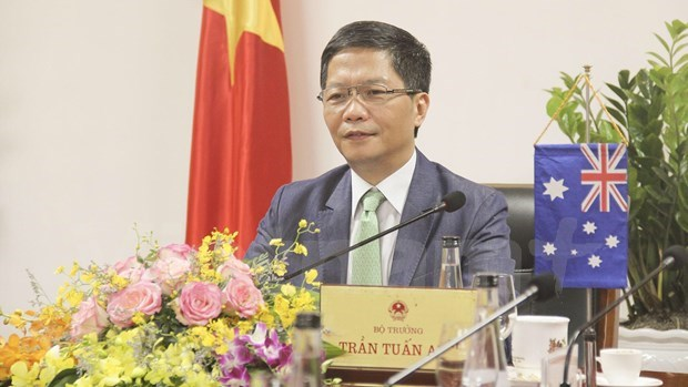 Efforts made to boost Australian-Vietnam trade