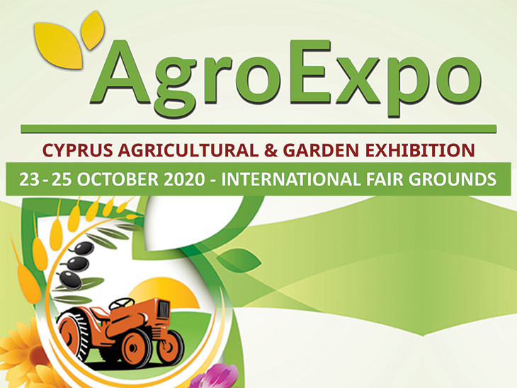 Agroexpo 2020 to be held in Cyprus on 23-25 October