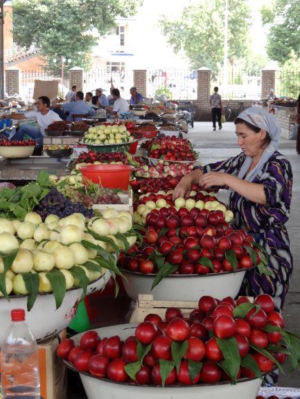 Uzbekistan's stone fruit exports weather pandemic