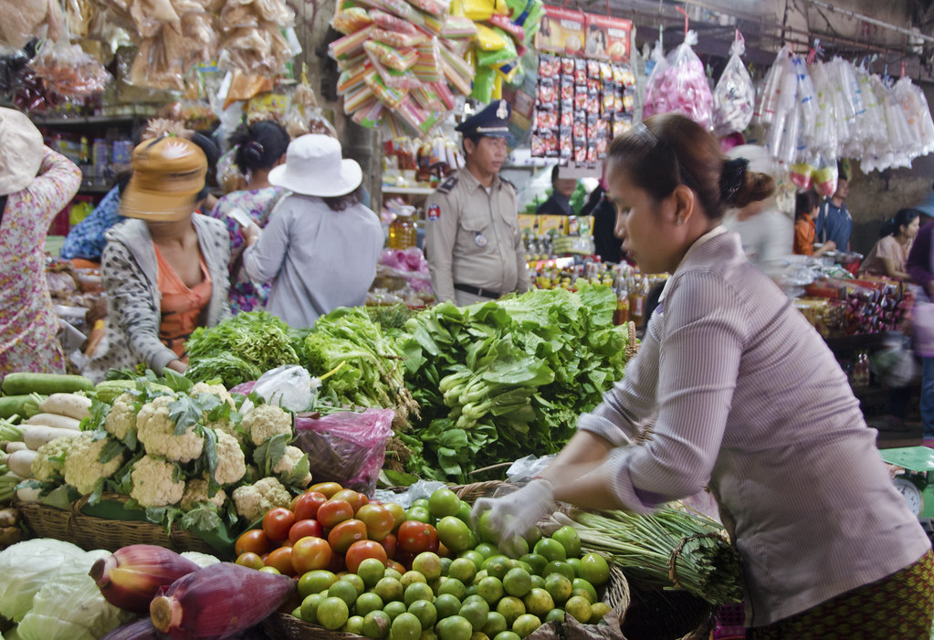 Cambodia's vegetable exporters ready to seize opportune moment