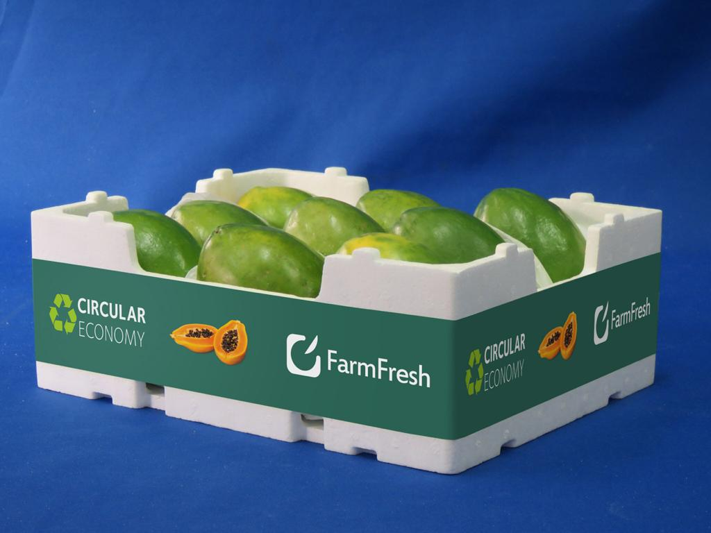 Covid-19: EPS packaging increases food safety for fresh produce