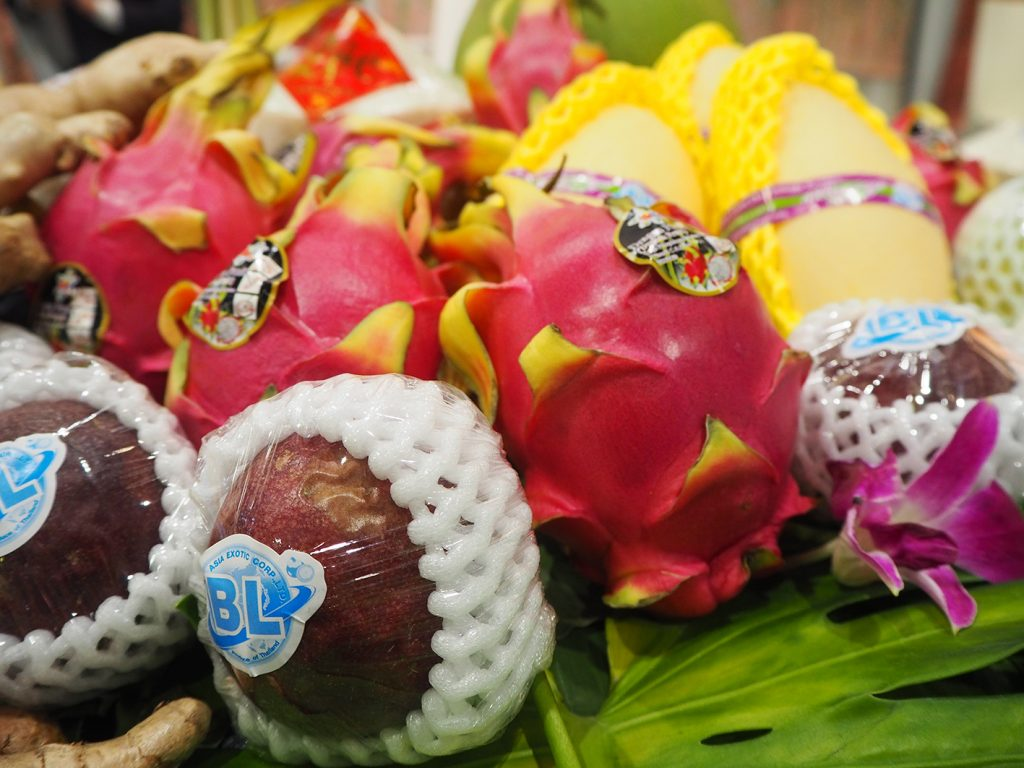China to host Thai fruit festival