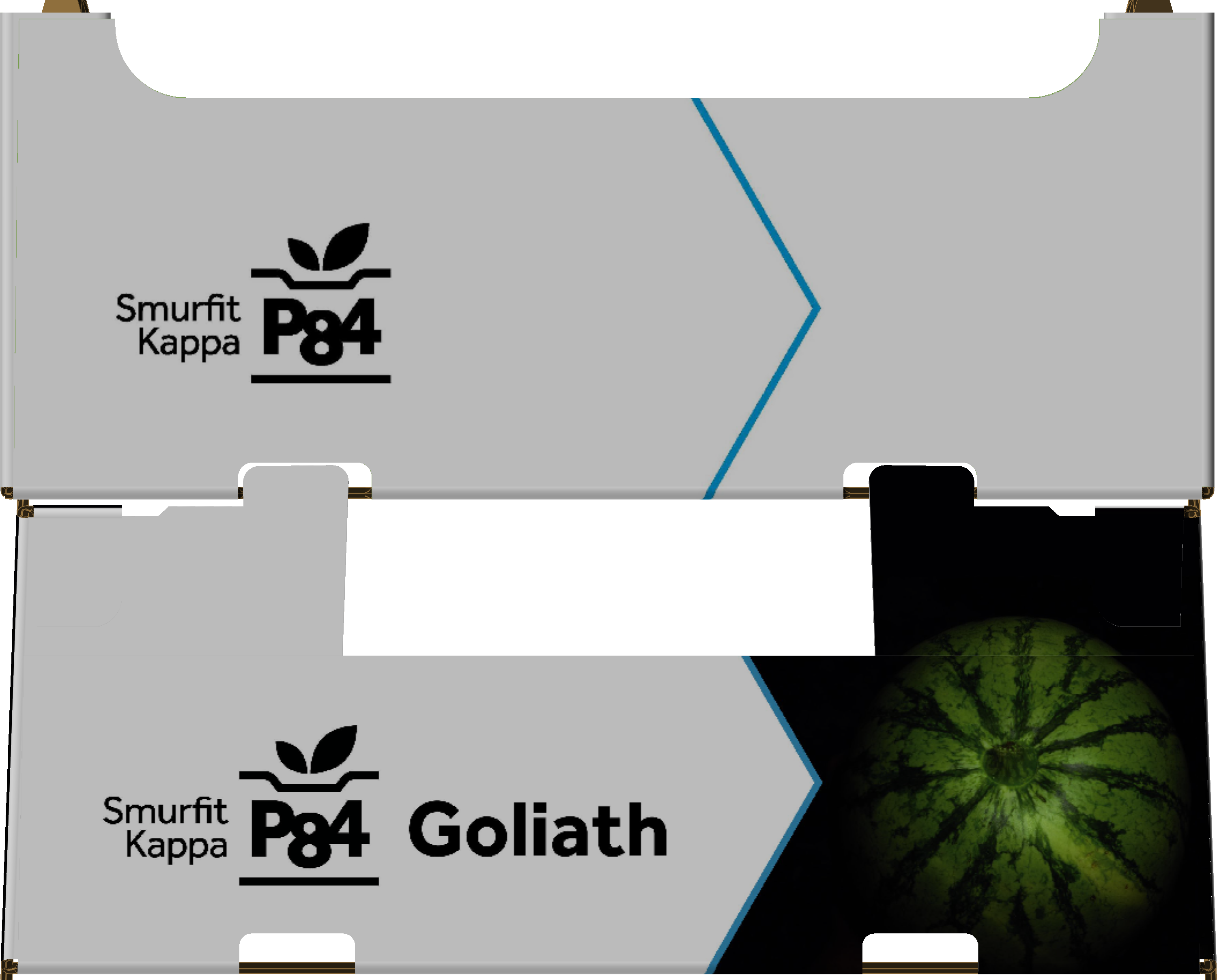 Goliath; the success of the new watermelon box with 1 million units sold