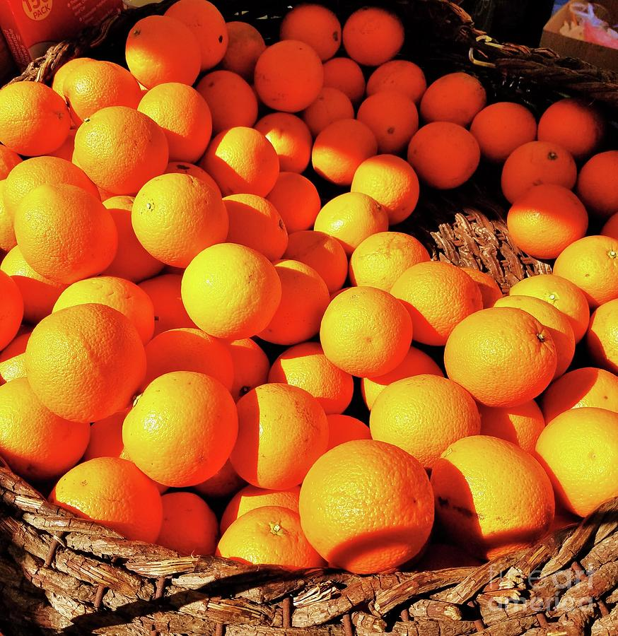 Supplies in US citrus market fall
