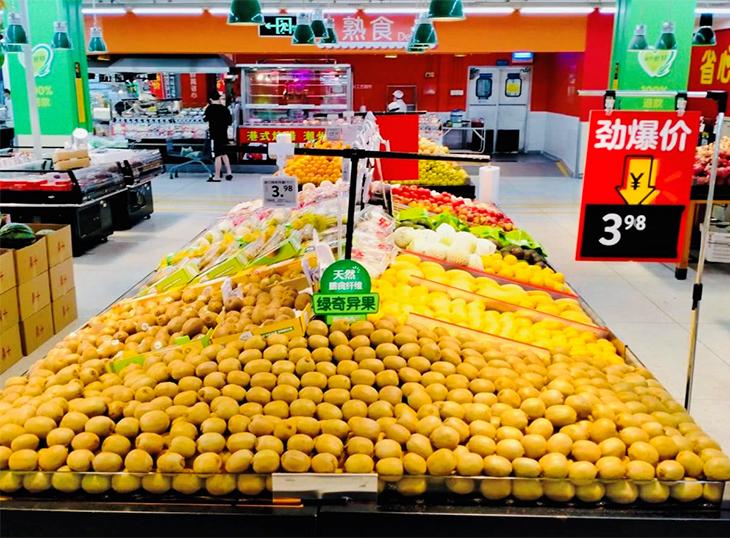 Walmart China partners with Sweeki for top-quality kiwis