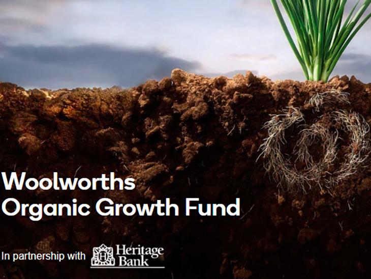 Australia's organic farming receives funding boost © Woolworths