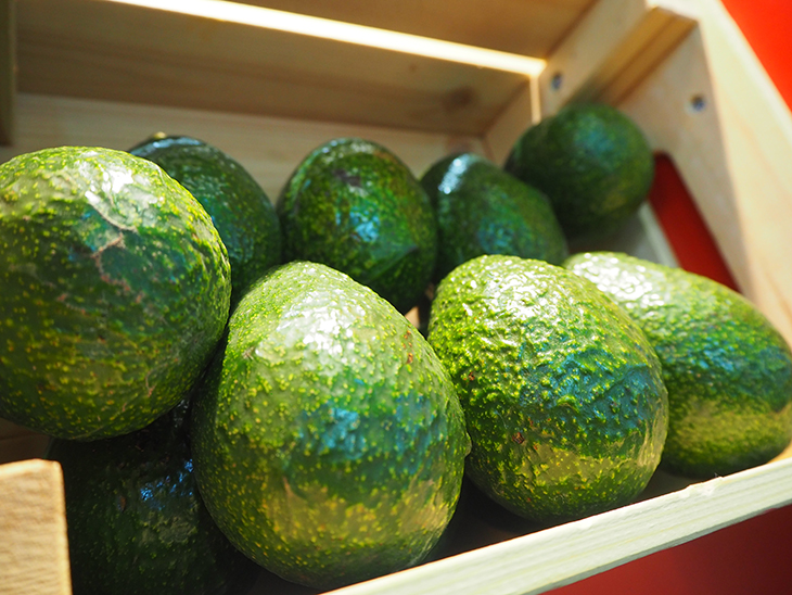 First Colombian avocados land in China © Eurofresh Distribution
