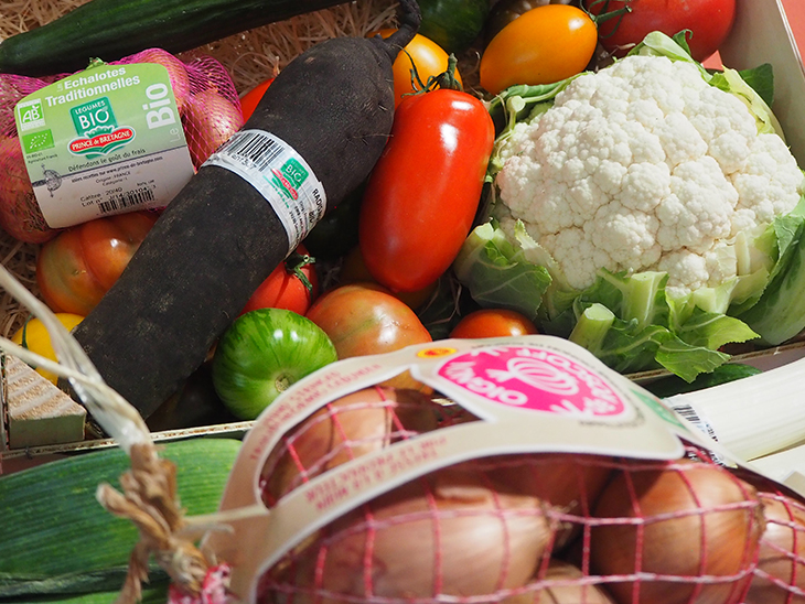 70% of French bought organics during confinement © Eurofresh Distribution