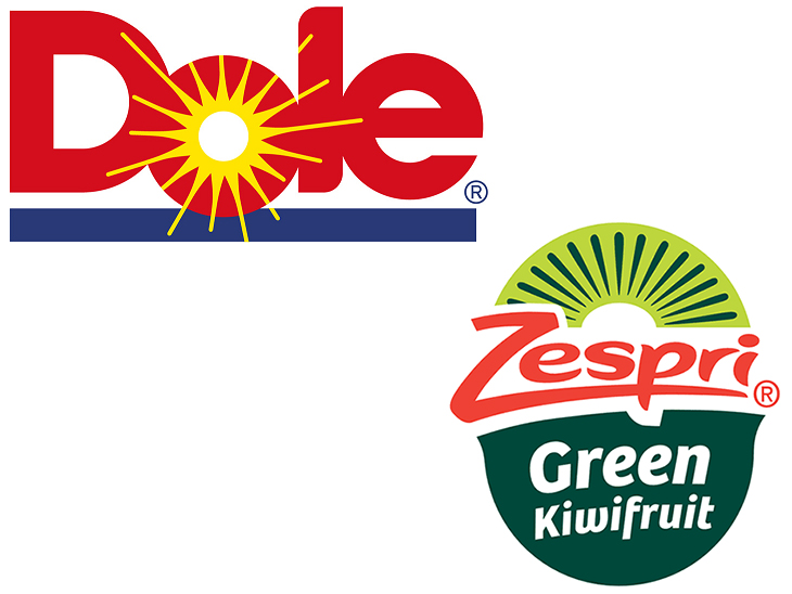Dole and Zespri partner up in China