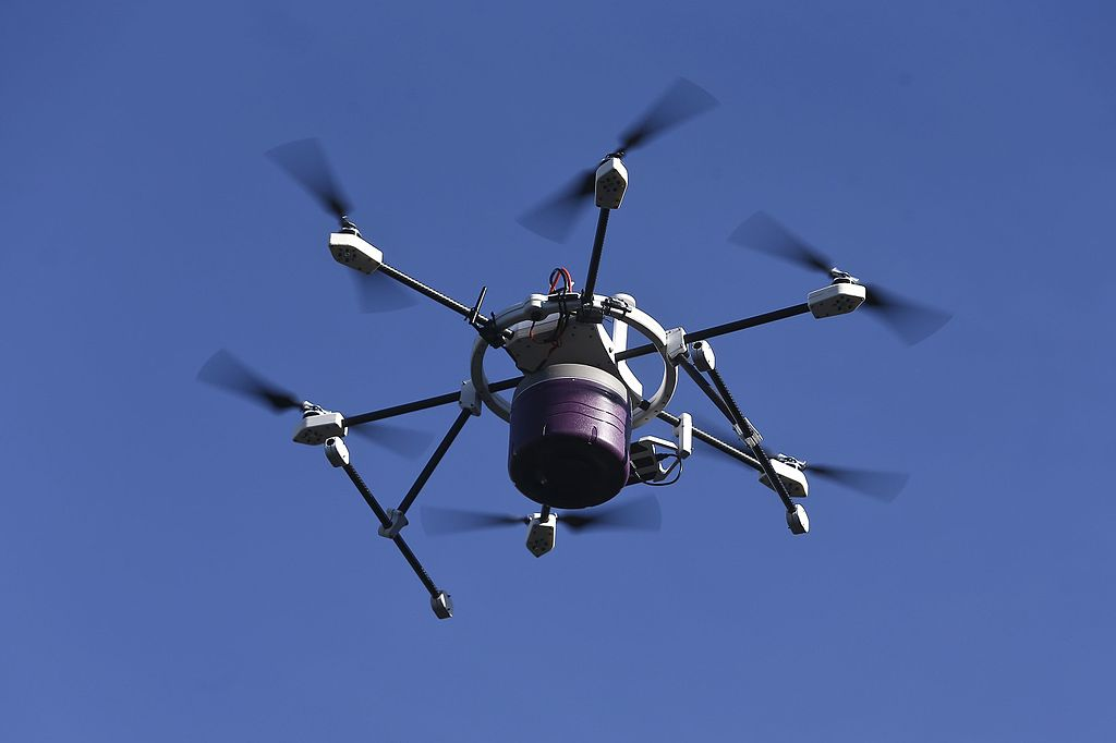 US supermarket chain to trial home delivery by drone