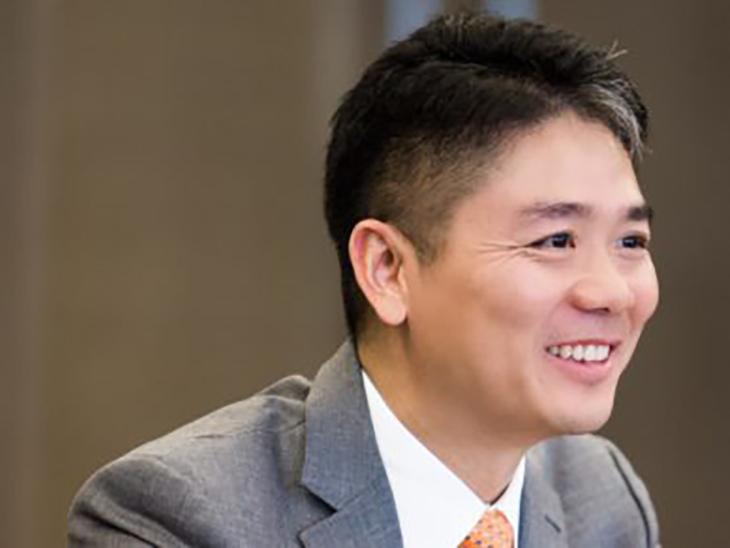 JD.com teams up with neighbourhood stores - Richard Liu, Chairman and Chief Executive Officer of JD.com ///©JD.com