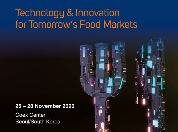 Food Industry Technology Show Korea – New platform for food technology, processing and packaging © Coex Co., Ltd
