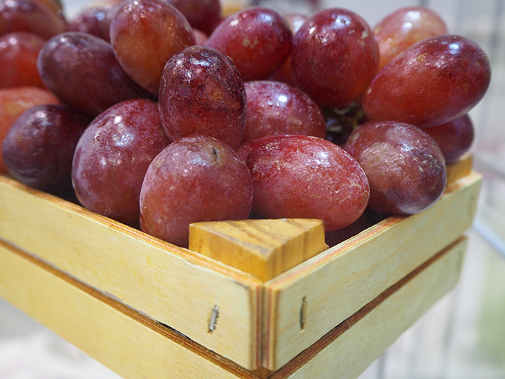 Bright summer in store for Californian grapes © Eurofresh Distribution