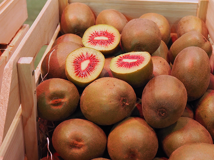 China consumes seven times more kiwi than any other country ©Eurofresh Distribution