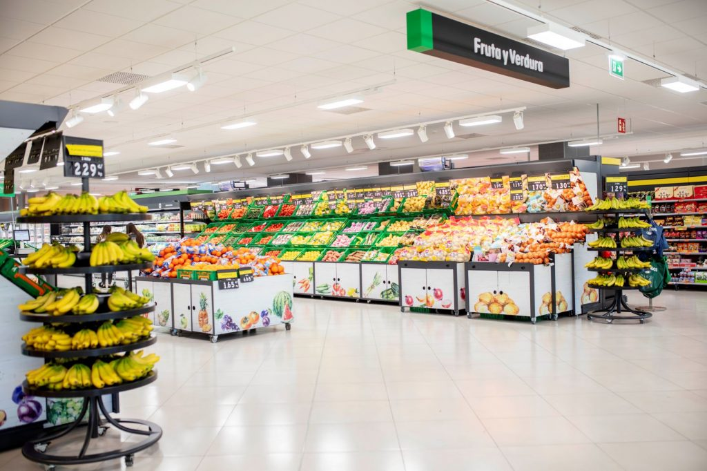 Spanish supermarkets gain market share during Covid-19 lockdown