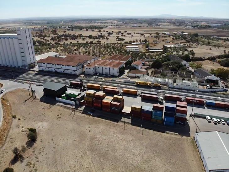 Transitex opens rail link between Elvas and the Port of Huelva copyright. Transitex