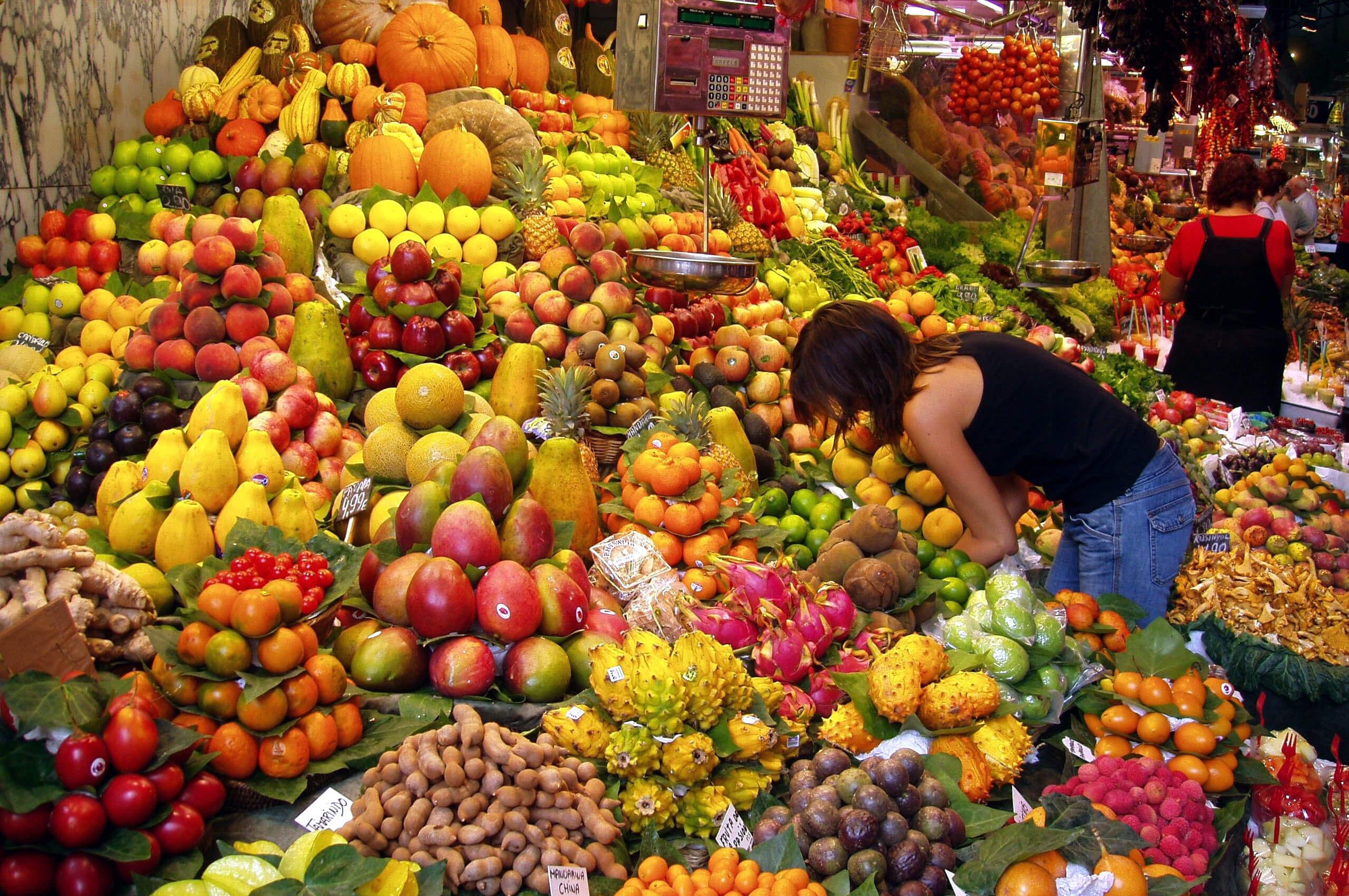 Adjustments on the US fresh fruit market