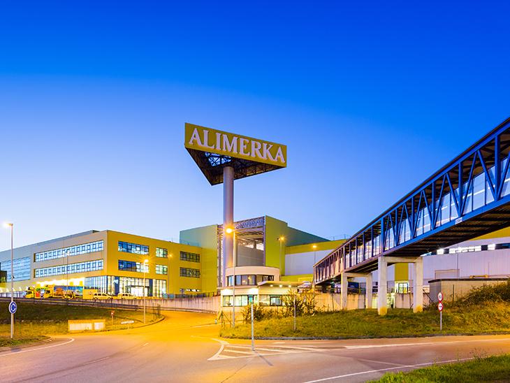 Alimerka automates fresh produce distribution with Cimcorp © Alimerka