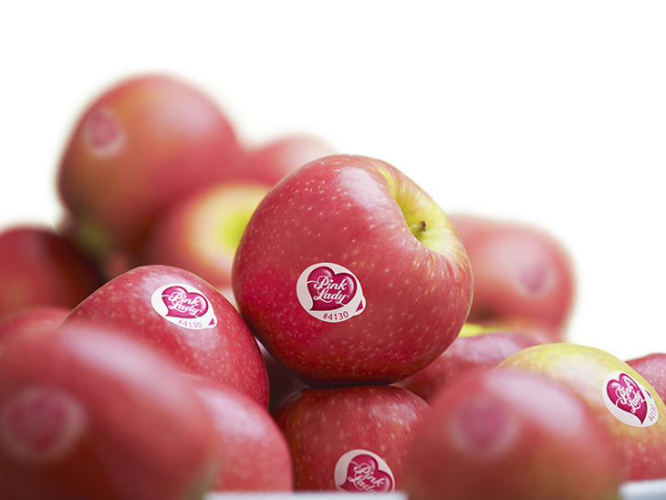 Record sales of Pink Lady® apples in Spain