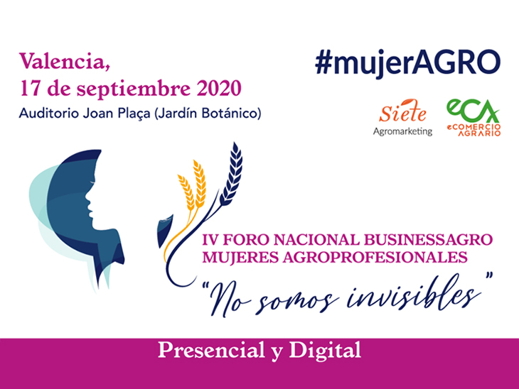 BusinessAGRO Mujer supports gender equality in agriculture