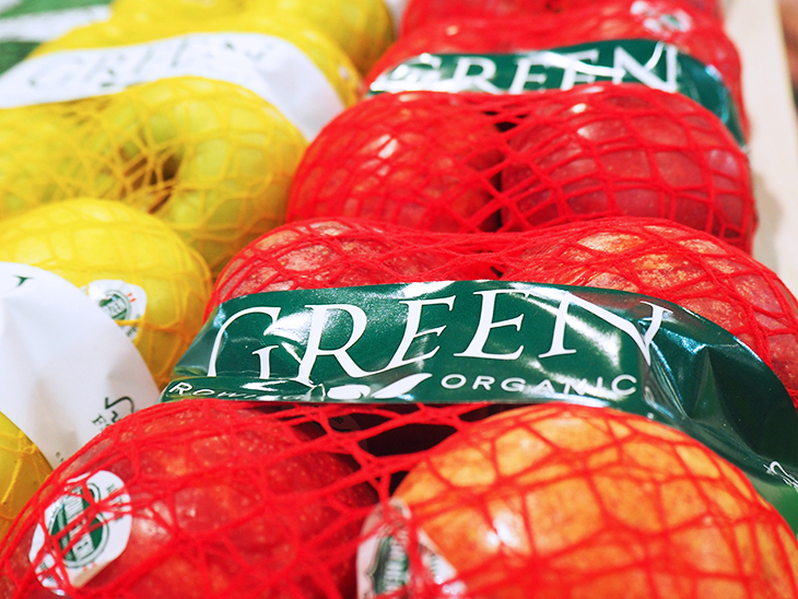 Surge in demand for organic apples in US © Eurofresh Distribution