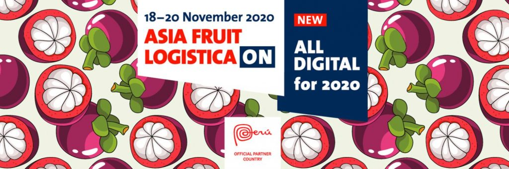 Asia Fruit Logistica switches ON