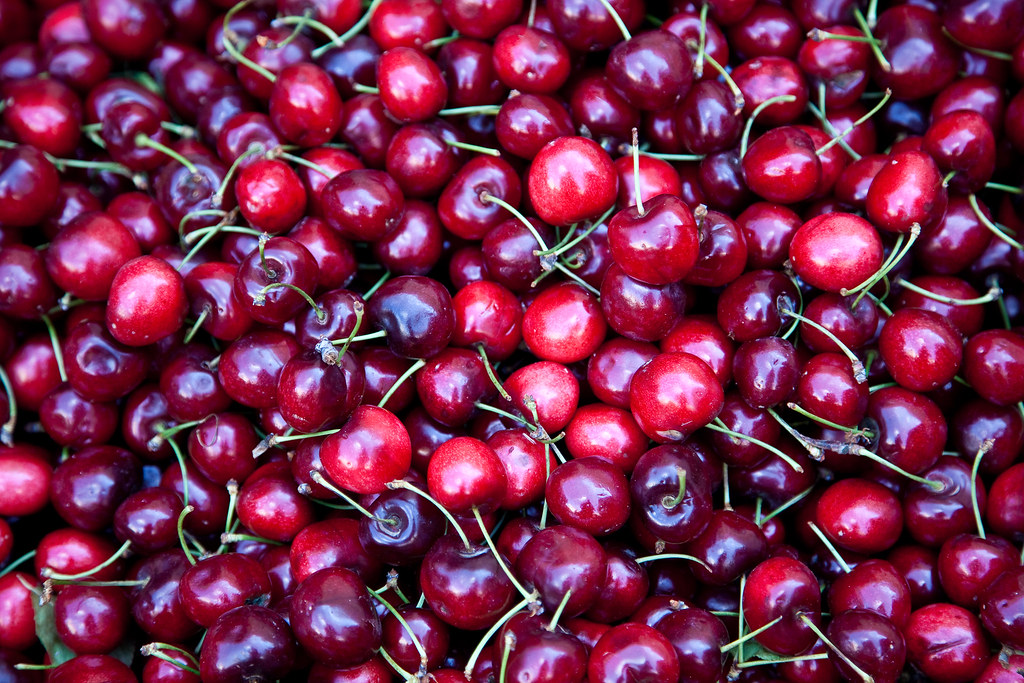 Global cherry crop climbs slightly despite lower EU and US harvests