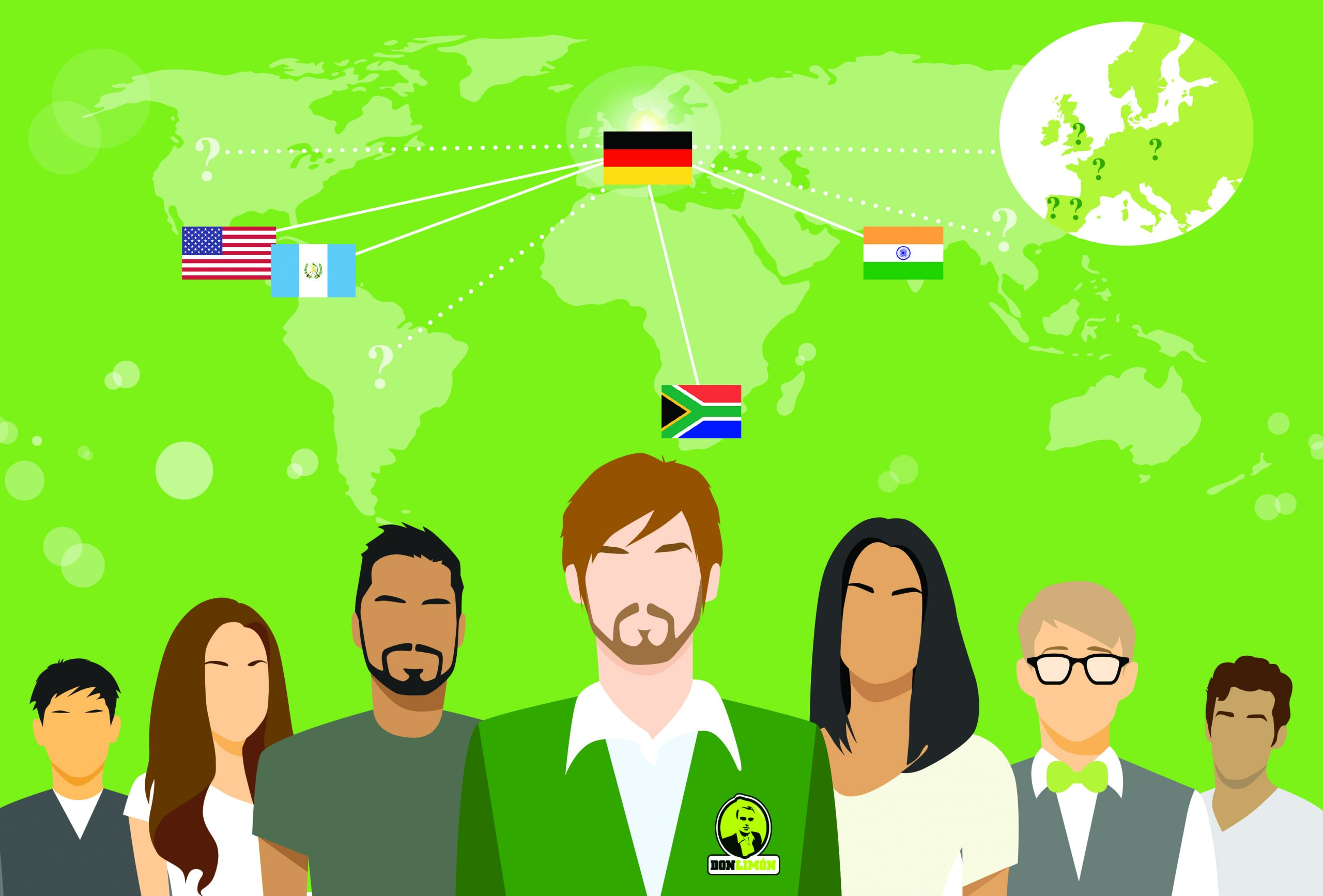 Don Limón launches global recruitment drive for innovative business model