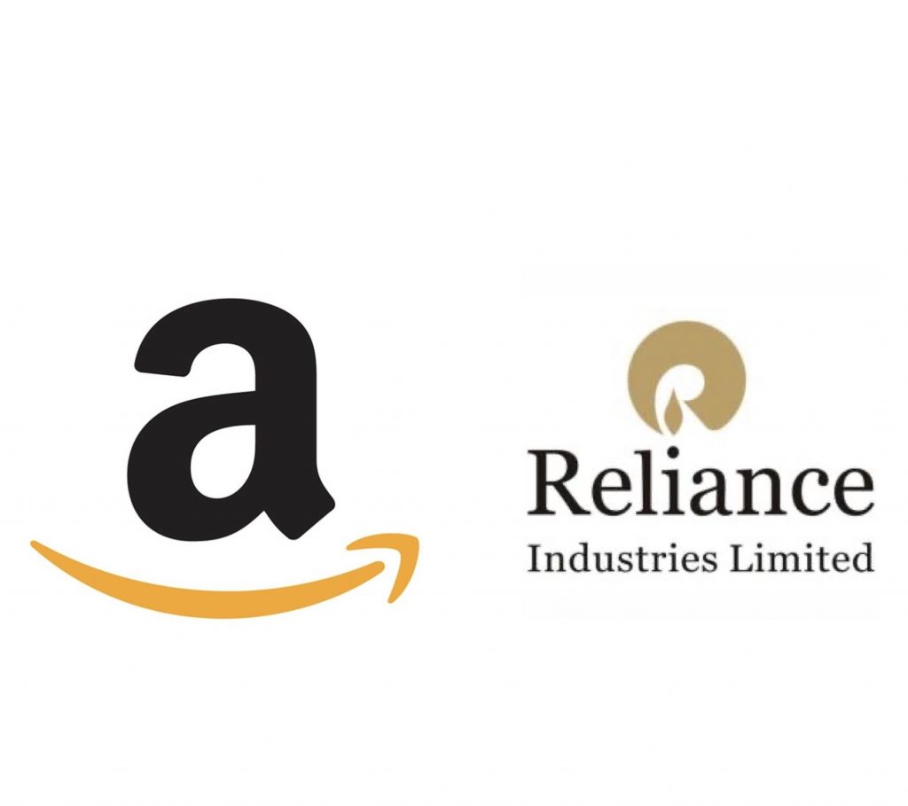 Amazon to buy $20 billion stake in India's Reliance Industries