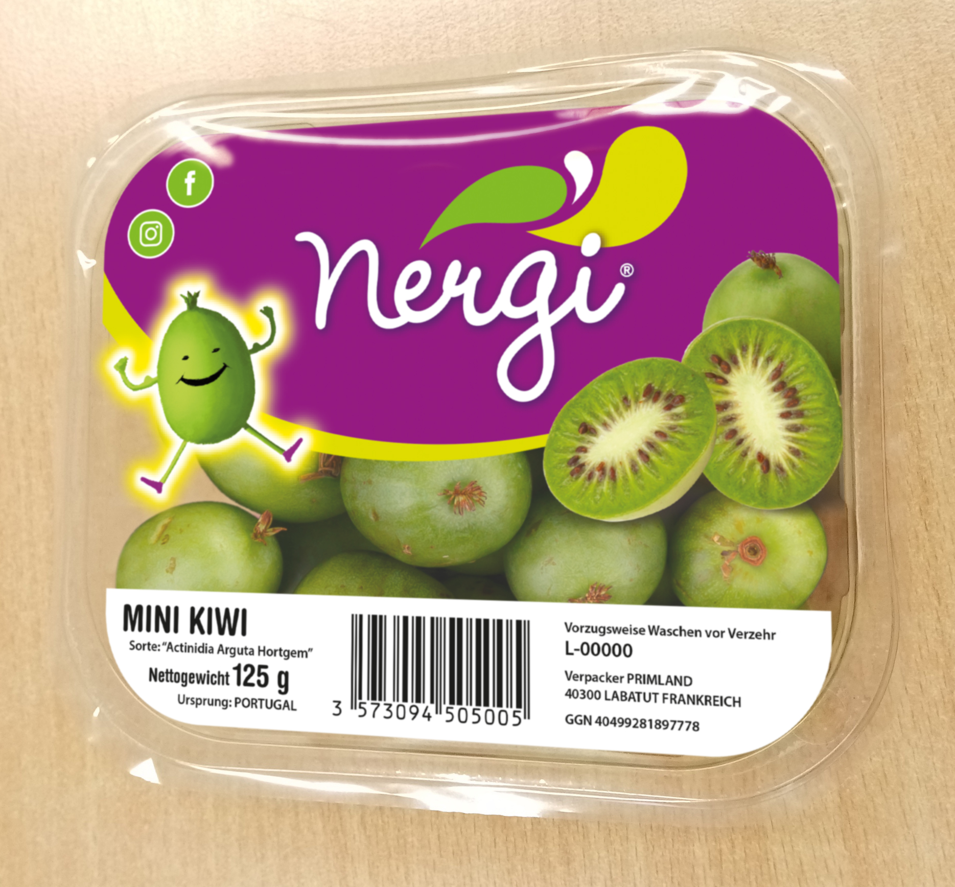 NERGI®: increased volumes and commitment to sustainable development