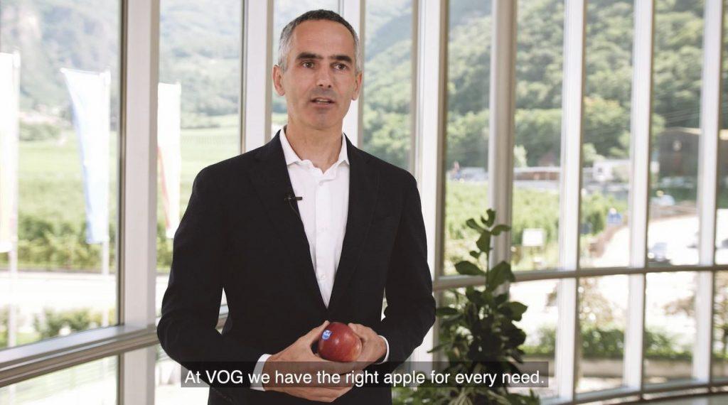 VOG, focus on varietal planning at Macfrut Digital