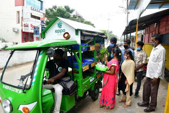 EPPO, Organisation launched in India to promote organic produce © The Hindu, C. VENKATACHALAPATHY