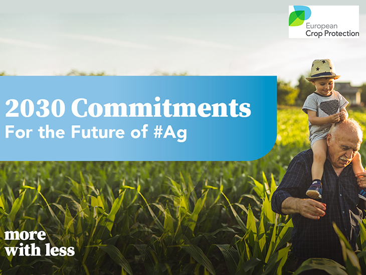 Europe's crop protection industry lays out 2030 Commitments