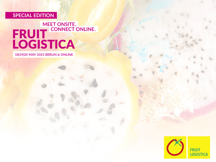 FRUIT LOGISTICA shifts the date and adapts concept