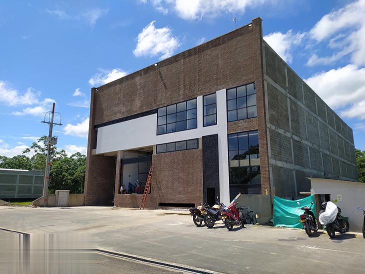 La Dona Fruit opens pioneering packhouse, Valle Verde Packhouse Exterior © La Dona Fruit