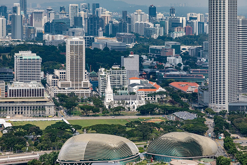Singapore aims to become urban agriculture technology hub