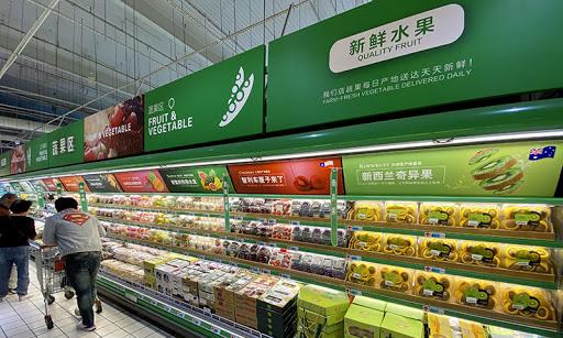 Alibaba secures controlling stake in Sun Art