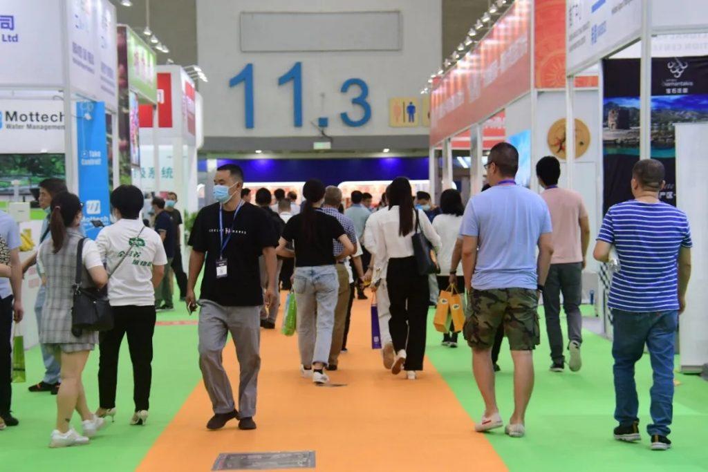 Fruit Expo 2020, attracted 261 premium brands