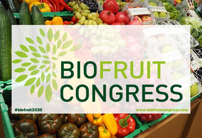 BIOFRUIT CONGRESS 2020 AT FRUIT ATTRACTION