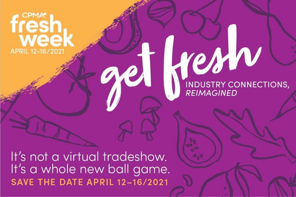 Canada to launch first ever Fresh Week: April 12-16 2021