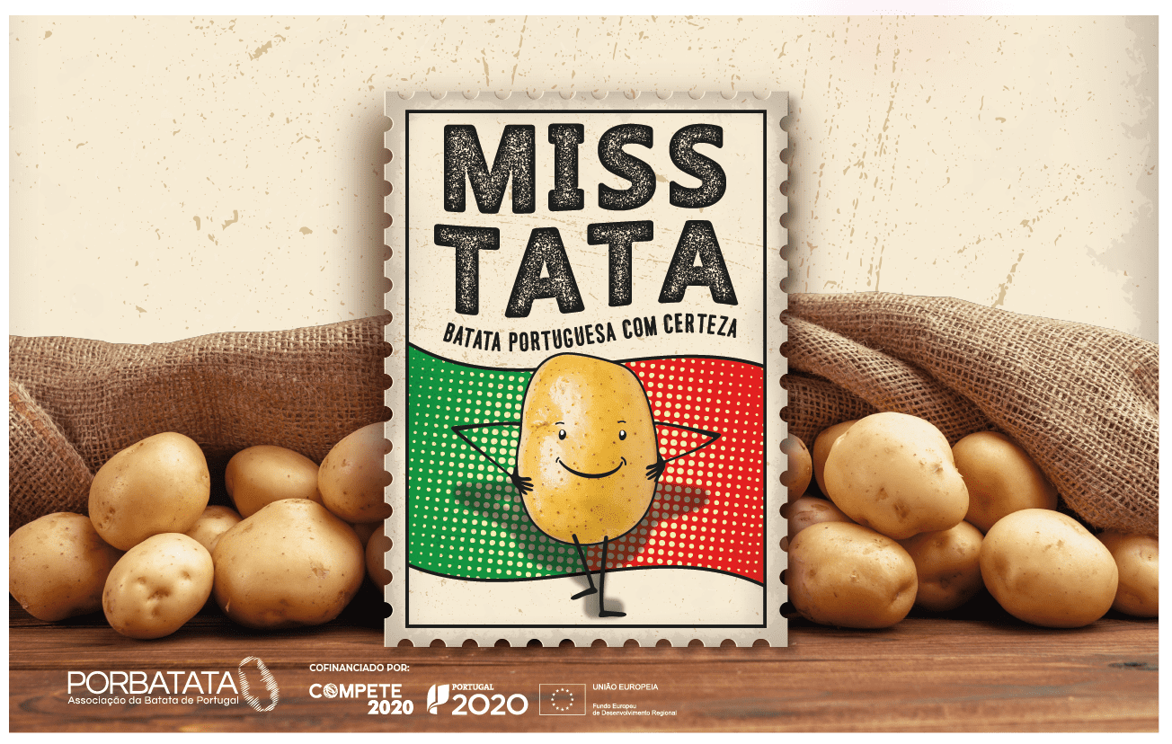 Miss Tata is the brand for the Portuguese potato